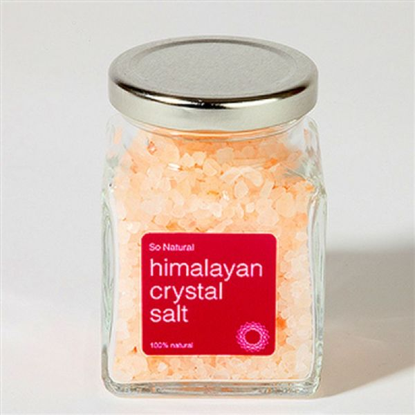 Himalayan Pink Salt 200g | gourmetsalts.co.uk